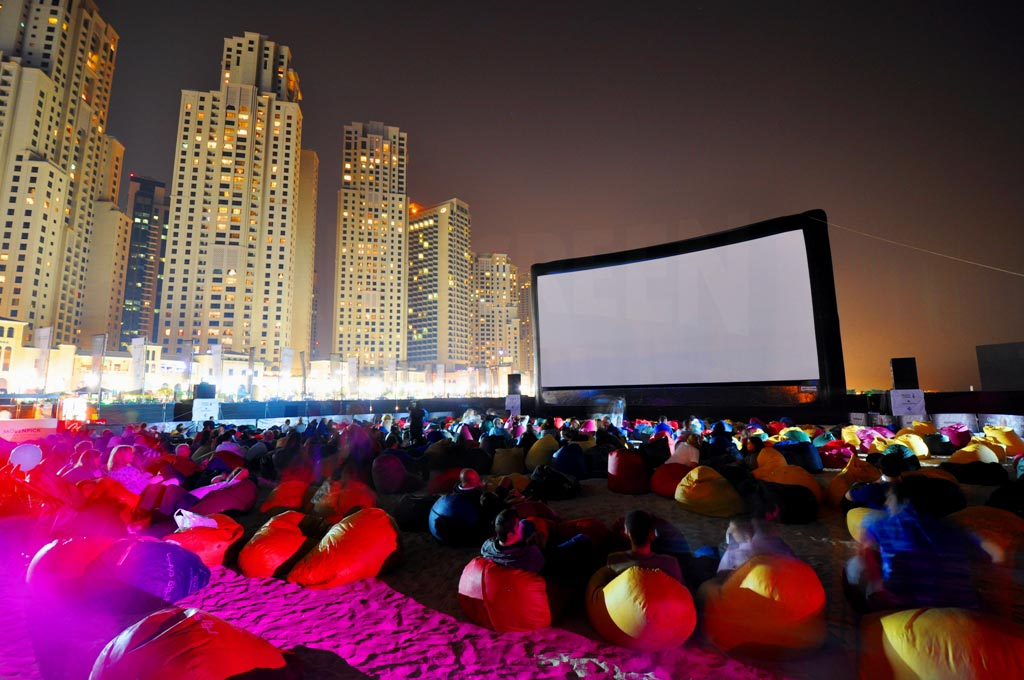 Dubai International Film Festival to get rolling today