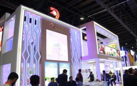 Gulffood Hall 7 – Lulu Stall attracts immense global attention