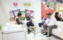 Arab India Spices creates wholesale record at Gulffood
