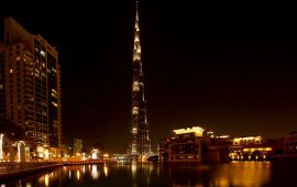 Burj Khalifa to be lit up marking the holy month