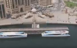 RTA launches Dubai-Sharjah ferry service to ease the traffic